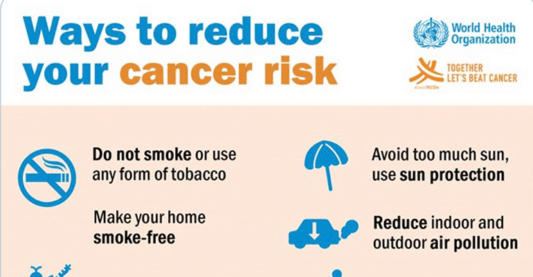 Cancer Day - 2019 - Helpful Tips